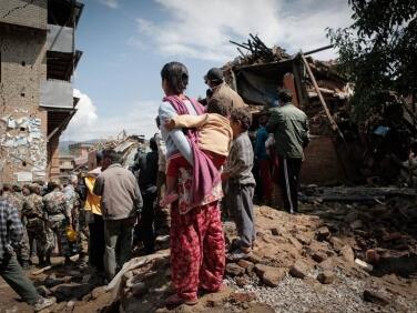 Séismes destructeurs au Népal : les ONG françaises se mobilisent