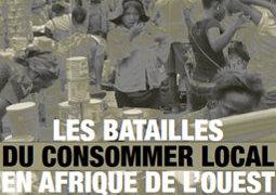 Couverture de la brochure Batailles du consommer local