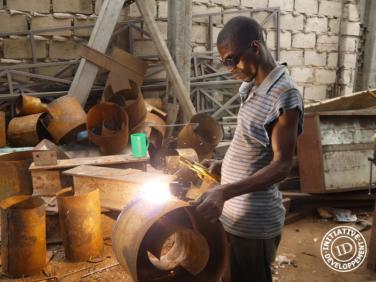 Journée d'étude Emergence de filières artisanales locales – Groupe initiatives