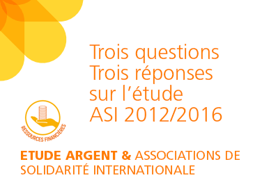 Trois questions à Rachel Vetterhoeffer, coordinatrice de l'étude Argent & associations de solidarité internationale 2012-2016