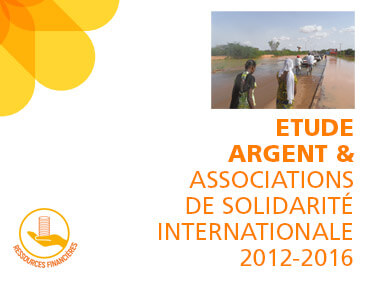 Etude Argent & Associations de solidarité internationale 2012-2016