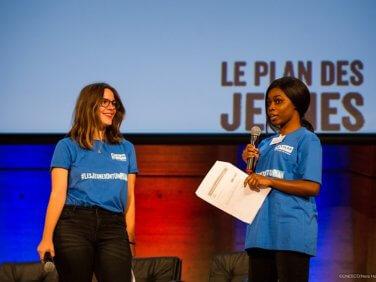Lancement du Mouvement des jeunes pour l'égalité filles-garçons dans les pays en développement.