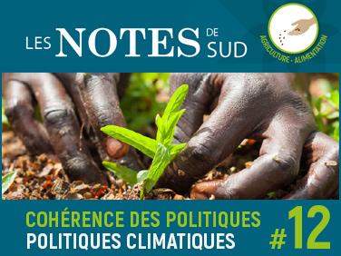 Politiques climatiques : quelle cohérence avec le développement des agricultures familiales et paysannes du Sud ? – Les Notes de SUD #12