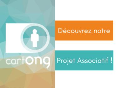 CartONG est fière de présenter son projet associatif 2019