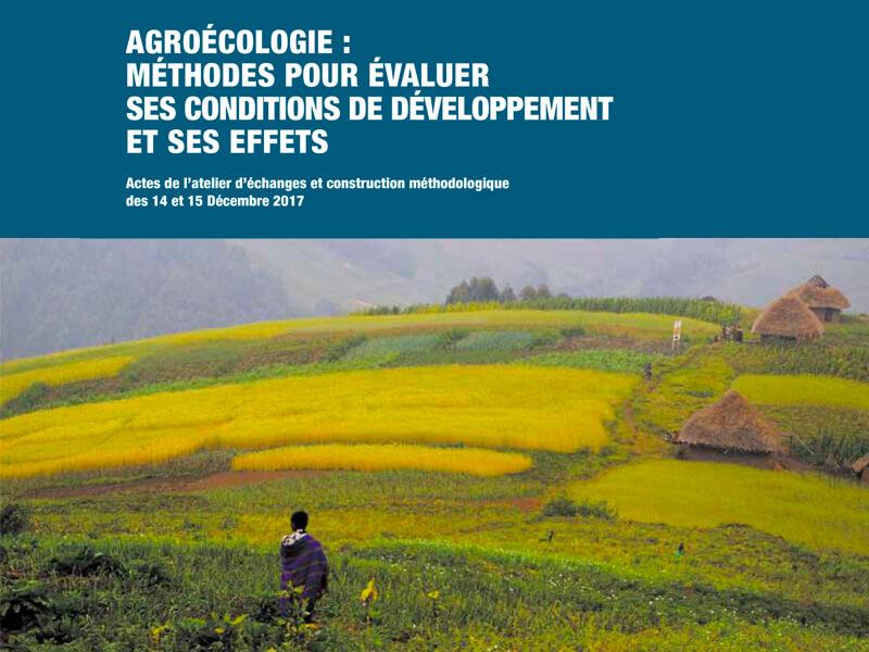Actes de l'atelier agroécologie du GTAE