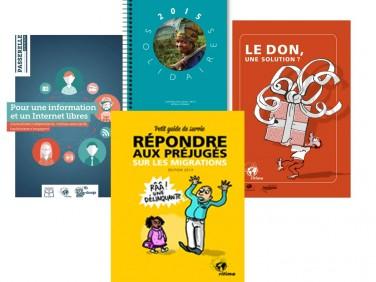 Guides, ouvrages et agenda pour découvrir des actions citoyennes – Ritimo