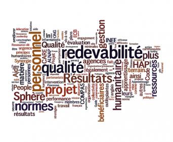 Ressources issues de la formation qualité et redevabilité de Coordination SUD – janvier 2013
