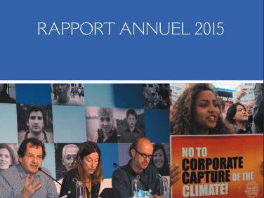Le rapport annuel 2015 de Coordination SUD est en ligne