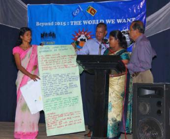 Agenda post-2015 : Les demandes des sociétés civiles de 39 pays – FIP/Beyond 2015/GCAP