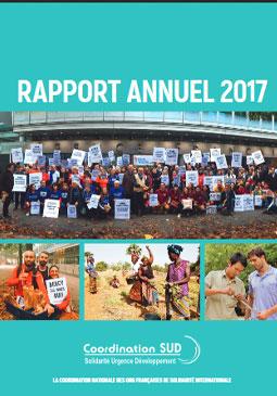 Une année de campagne sur tous les fronts – Rapport annuel 2017
