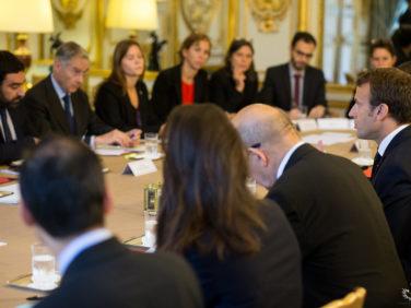 Solidarité internationale: Emmanuel Macron précise son ambition