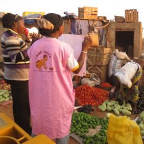 L'entreprenariat local pour lutter contre la malnutrition – Gret