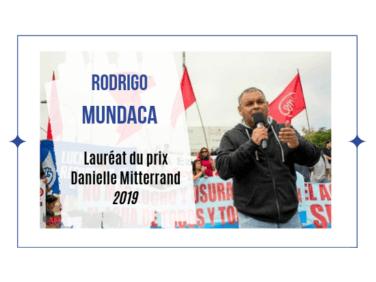 Participez à la remise du prix Danielle Mitterrand 2019