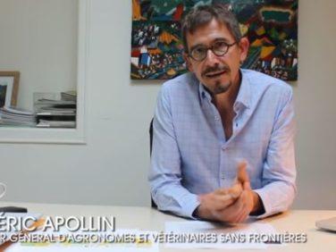 Campagne APD : découvrez l'interview de Frédéric Apollin, le directeur général d'AVSF !
