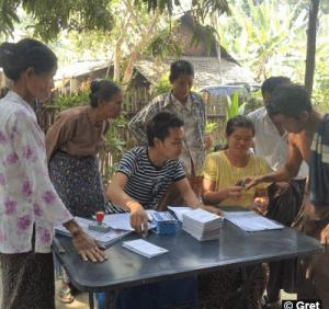 Microfinance: retour sur la genèse de Thitsar Ooyin