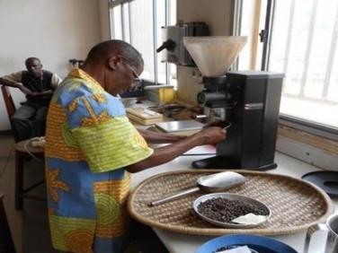 Portrait de la semaine : Kerfalla Camara de la Maison guinéenne de l'entrepreneur