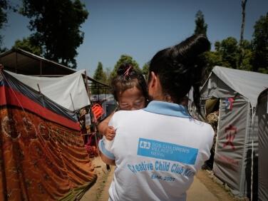 Séisme au Népal : Un an après – SOS Villages d'Enfants reconstruit et fait découvrir ses actions en vidéo