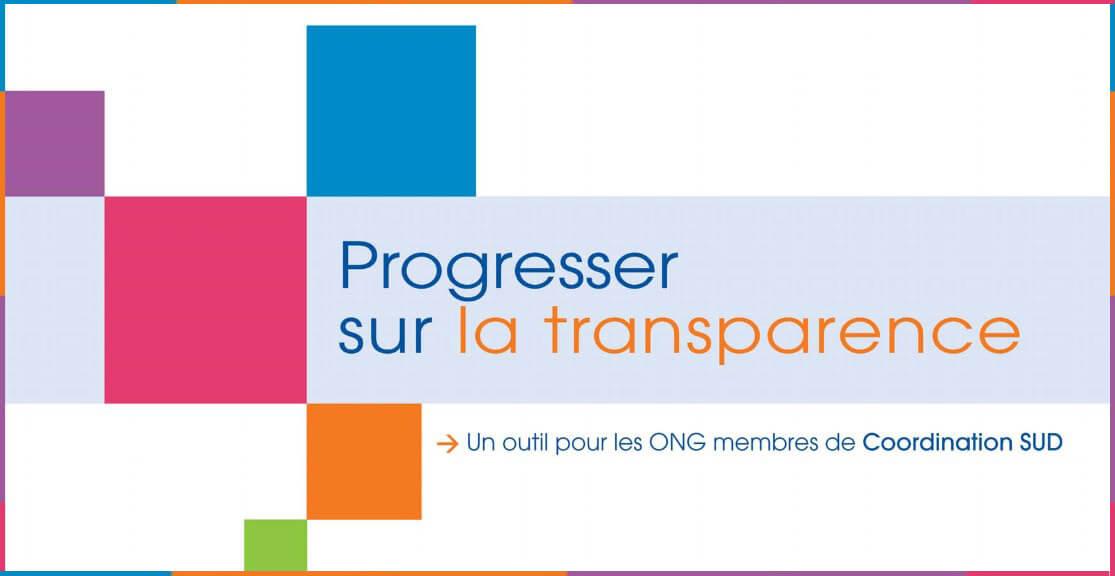 Référentiel transparence qualité réalisé par Coordination SUD