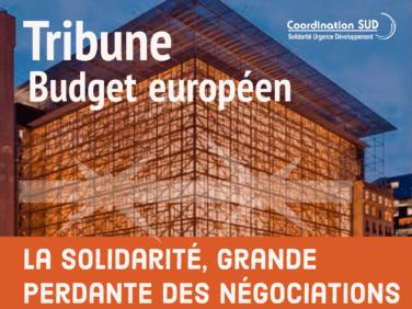 Tribune parue dans Libé – Budget européen sur fond de dérive sécuritaire: la solidarité, grande perdante des négociations