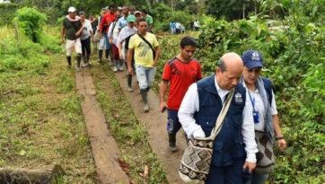 Face à la répression des paysan·ne·s colombien·ne·s