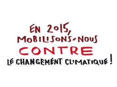 """Appel à mobilisation : """"En 2015, mobilisons-nous contre le changement climatique !"""" – Coalition Climat 21"""