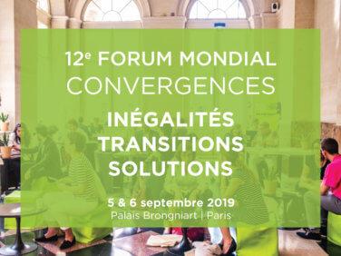 Participez au Forum Mondial Convergences