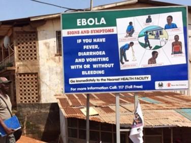 Sécurité sanitaire du personnel dans le cadre de l'épidémie Ebola